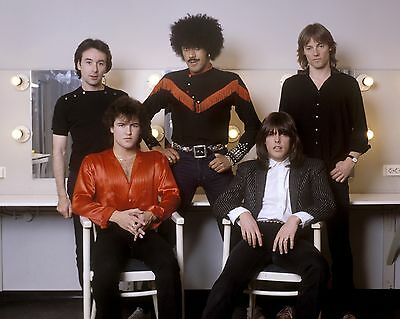 "Thin Lizzy 10"" x 8"" Photograph no 7"