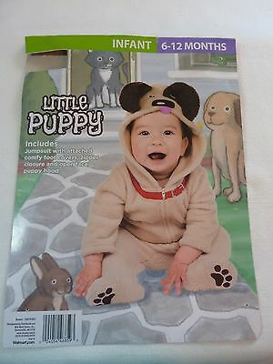 Little Puppy Dog Infant Toddler Jumpsuit Onsie Costume - Choose Size  New