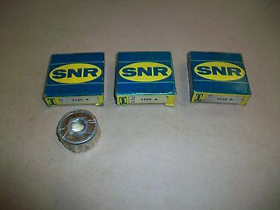 3pc SNR Roller Bearing 4200A     NEW IN BOX