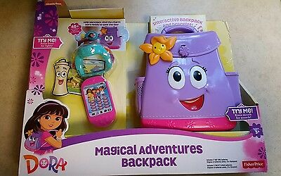 Dora and Friends Magical Adventures Backpack   3+  New