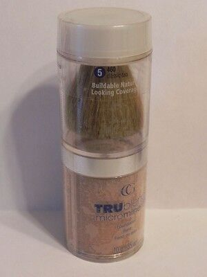 TruBlend Micro Minerals Foundation by Covergirl #18