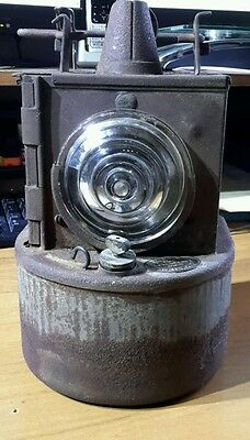 Original LMS Railway London Midland Scottish Lamp