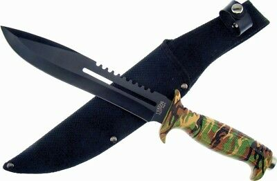 Frost Cutlery--Jungle Fever IV Bowie