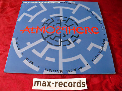 """The Atmosphere Compilation (Lp) """"atmospere"""" [1991] M-"""