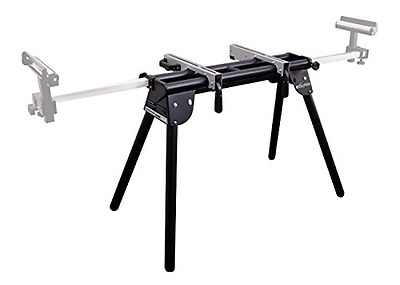 Evolution Mitre Saw Stand w/ Extensions- Brackets, Arms, Screws, Fixings, Guides