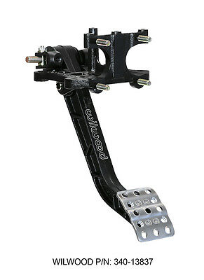 Wilwood Reverse Mount Brake Pedal 5.1:1