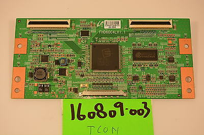 SAMSUNG 55 31T06 C28 (T370HW02) T-Con Board Repair Kit for