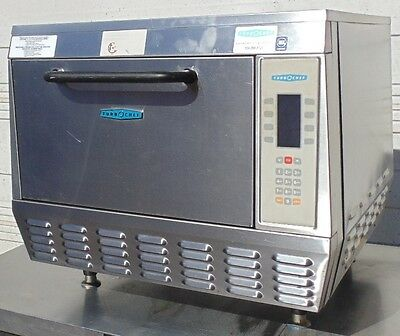 TurboChef C3D Speed Cook Oven, ventless, countertop, single deck 1 Phase NSF