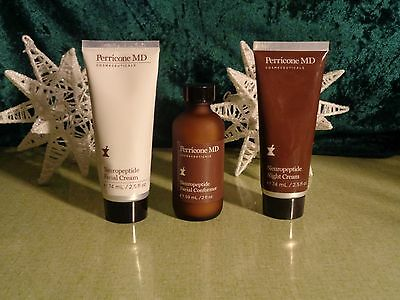 Dr Perricone MD Neuropeptide Facial Conformer + Facial Cream + Night Cream $940