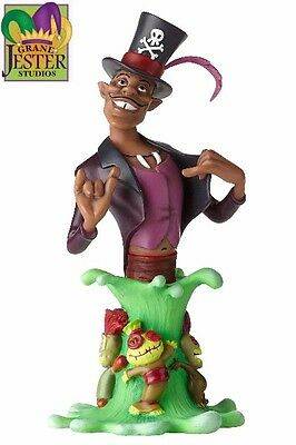 Grand Jester Studios Disney Princess and the Frog Dr. Facilier Shadow Man Bust