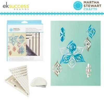 Martha Stewart, Ornament Template Spiral Triangle, Small/ klein