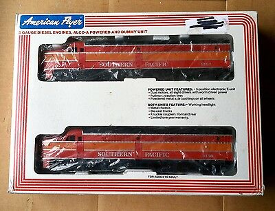 American Flyer 4-8150 Southern Pacific Daylight Pa-1 Diesel Set