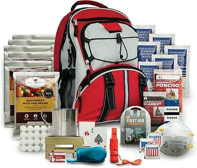 Wise Company--Five Day Survival Pack Red