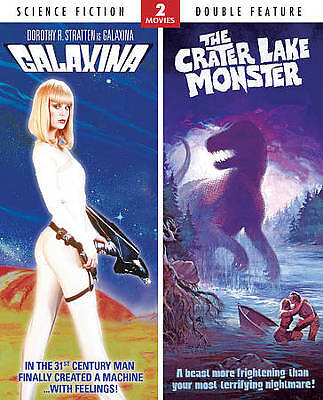 Galaxina/The Crater Lake Monster (Blu-ray Disc, 2011) Dorothy Stratten