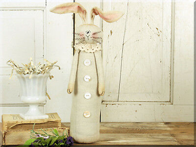 Large Skinny Bunny by Honey and Me  #S16009