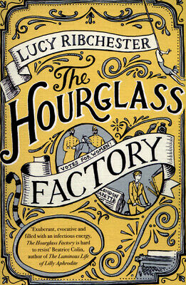 The Hourglass Factory by Lucy Ribchester (Paperback)