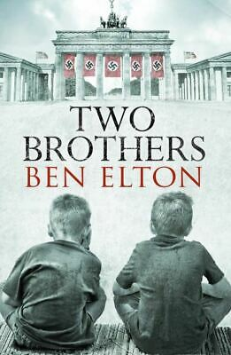 Two brothers by Ben Elton (Paperback)