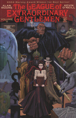The League of Extraordinary Gentlemen. Vol. 2 by Alan Moore|Kevin O'Neill