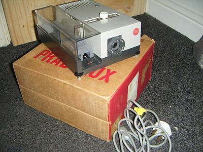 Boxed Mint Ready to use  Leica / Leitz pradolux Slide projector