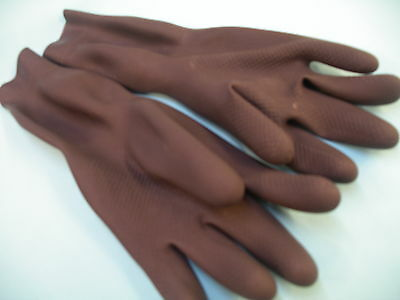 Latex Dry Gloves Diving Watersports Drysuit scuba dive Wind Kite Surf Waterski L