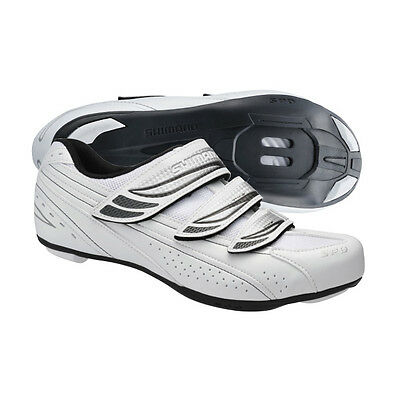 Shimano WR35 Womens Spinning SPD Cycling Shoes - White