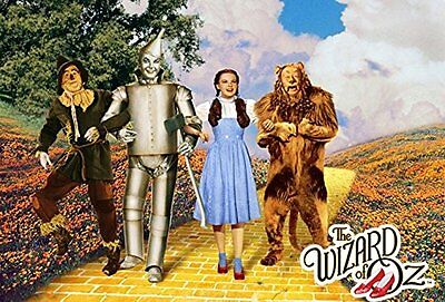 New THE WIZARD OF OZ Movie MGM Hollywood Classic Poster 14x21 24x36 Art X-3075