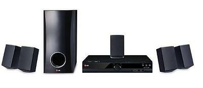 LG DH3140S 5.1 Channel 300W DVD Home Theater System Karaoke Portable In