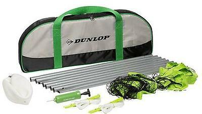 Dunlop Volleyball Set with Bag & Ball Easy To Use & Set-up