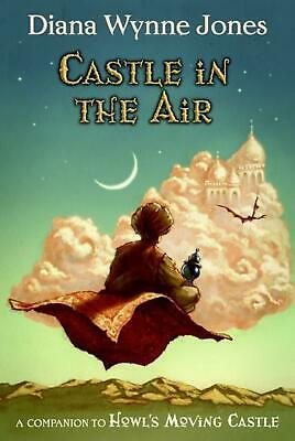 Castle in the Air by Diana Wynne Jones (English) Paperback Book