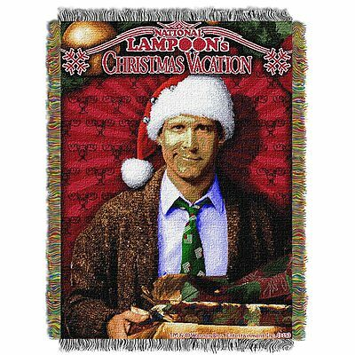 National Lampoon's Christmas Vacation Tapestry Throw Warm Comfy Tapestry