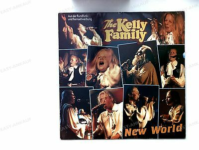 The Kelly Family - New World GER LP 1990 //1