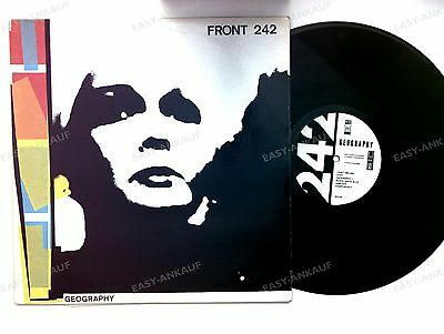 Front 242 - Geography US LP 1987 //2