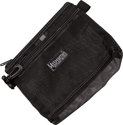"Maxpedition MX809BM MOIRE Pouch 8"" x 6"" with 7"" opening light-weight organizer"