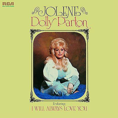 DOLLY PARTON Jolene LP Vinyl NEW