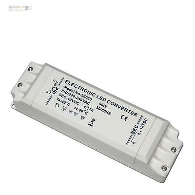 50w LED Transformer 4,17 a 12v Dc Driver Leds Adapter Power Supply Transformer
