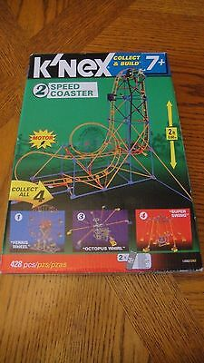 K`nex Speed Coaster Boxed Open Sealed But Never Built L@@k