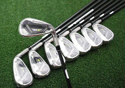 TaylorMade 2017 M2 Irons Choose Steel/Graphite Regular/Stiff/Senior Makeup - NEW
