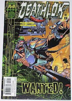Deathlok #2 (Variant Cover) from Oct 1999 VF+ to NM-