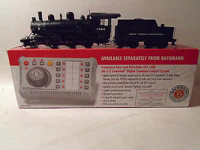 Bachmann #51808 Ho Alco 2-6-0 Nyc Loco & Tender With Dcc & Sound New In Box
