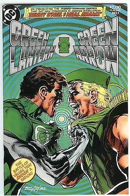 Green Lantern/green Arrow #1 Reprints G.l. Issues 76-77 Bronze Age Combined Ship