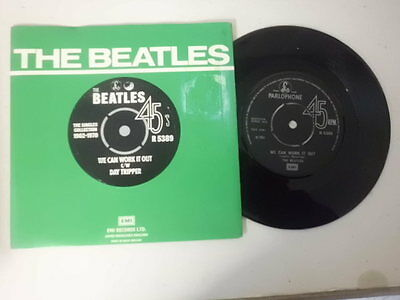 "The Beatles 7"" Single P/s * We Can Work It Out / Day Tripper *"