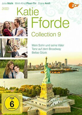 Katie Fforde - Collection 9 # 3-DVD-BOX-NEU