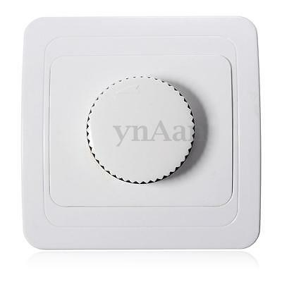 New AC 110/220V Adjustable Controller LED Dimmer Switch For Dimmable Light Lamp
