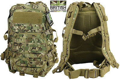 British Army Elite Pack 45L BTP Rucksack MTP Surplus Military Cadet Backpack New
