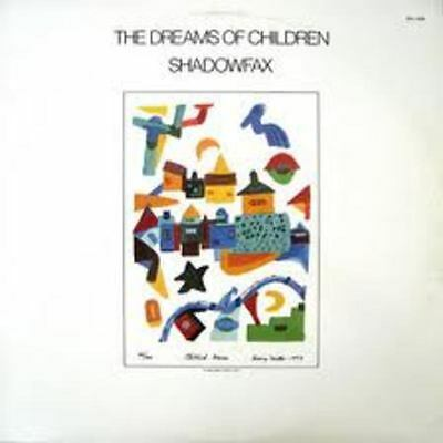 Shadowfax The Dreams Of Children NEAR MINT Windham Hill Records Vinyl LP