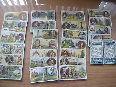 """Pick-A-Card From Smith's """"battlefields Of Great Britain"""" - (New Cards Added)"""