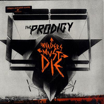The Prodigy - Invaders Must Die (2LP Vinyl) HOSPLP001 / 2009 Classic NEU+OVP!