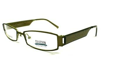 Brille Collection Creativ Brillenfassung Gestell Mod 2056 Col 880 grün YM83MIQWr