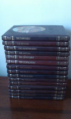 Time Life The Old West Lot 15 Volumes Good Condition