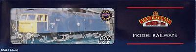 EMPTY BACHMANN CLASS 47 LOCO BOX from 32-801 BR  no D1700 BLUE RIBAND SPARES